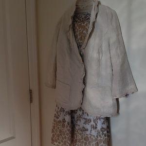 Tan Dress Suit